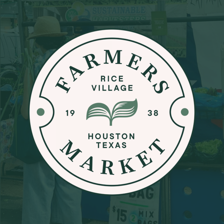 Rice Village Farmers Market Logo