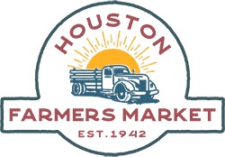 The Houston Farmers Market Logo